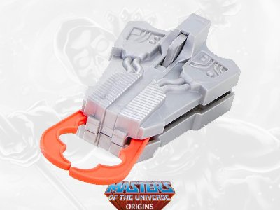 Clamp Champ Techo Clamp 2021 Deluxe Masters of the Universe Origins Weapon