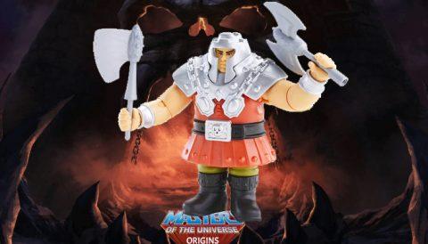 Ram Man 2021 Deluxe Masters of the Universe Origins Figure