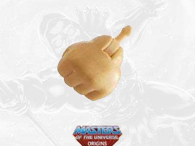 Ram Man Fist 2021 Masters of the Universe Origins Accessory