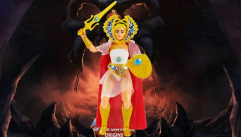 She-Ra 2021 Masters of the Universe Origins Figure
