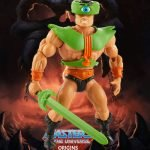 Tri-Klops action figure from the Masters of the Universe Origins toy line. Find other figures, weapons, vehicles, and accessories using the Weapons Rack.