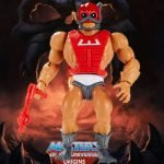 Zodac action figure from the Masters of the Universe Origins toy line. Find other figures, weapons, vehicles, and accessories using the Weapons Rack.