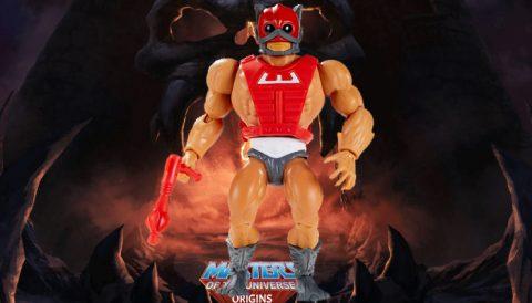 Zodac 2021 Masters of the Universe Origins Figure
