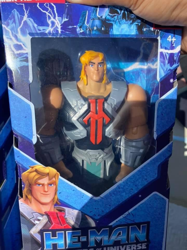 He-Man Masters of the Universe CGI Package Shot