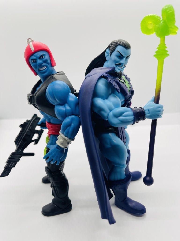 Keldor and Kronis Rise of Evil Masters of the Universe Origins Figure