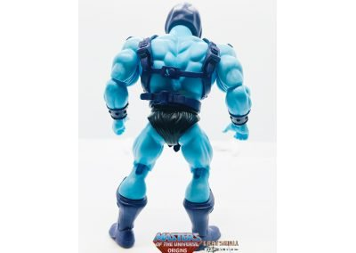 Keldor Skeletor 2021 Masters of the Universe Origins Figure Back View