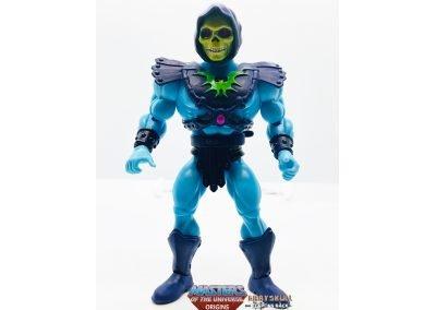 Keldor Skeletor 2021 Masters of the Universe Origins Figure Front View
