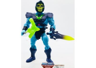 Keldor Skeletor 2021 Masters of the Universe Origins Figure Geared Up