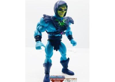 Keldor Skeletor 2021 Masters of the Universe Origins Figure Right View