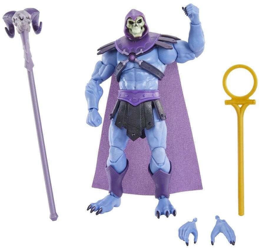 Skeletor Masters of the Universe Masterverse Figure Wave 1