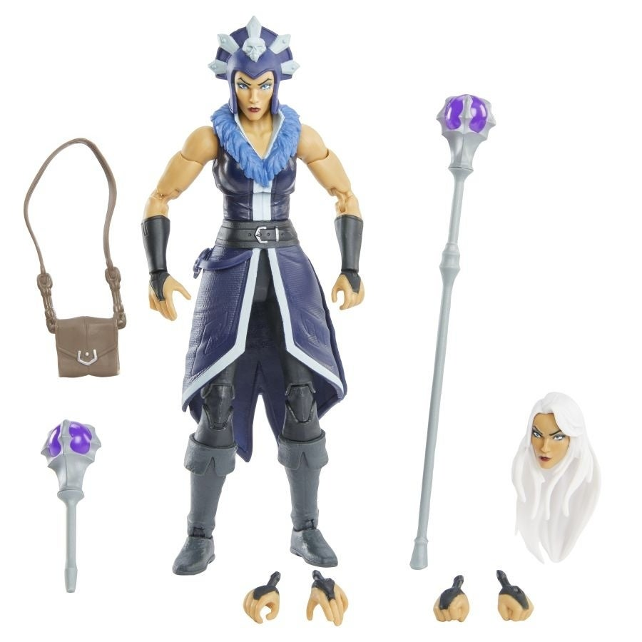 Evil-Lyn Masters of the Universe Masterverse Figure Wave 1
