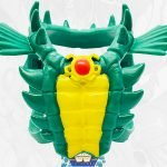 Rickey The Dragon Steamboat Armor Masters of the WWE Universe Accessory