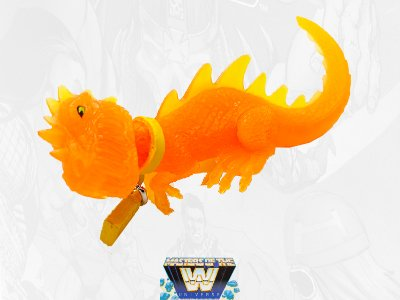 Ricky The Dragon Steamboat Dragon 2021 Masters of the WWE Universe Accessory