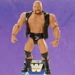 Stone Cold Steve Austin Masters of the WWE Universe Figure