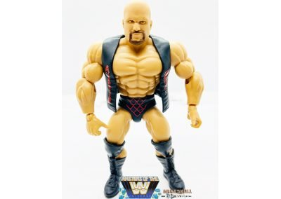 Stone Cold Steve Austin Masters of the WWE Universe Figure Front View