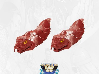 Stone Cold Steve Austin Snake Arms Masters of the WWE Universe Accessory