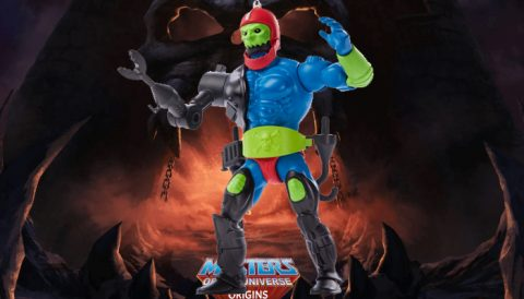 Trap Jaw 2020 Masters of the Universe Origins Figure